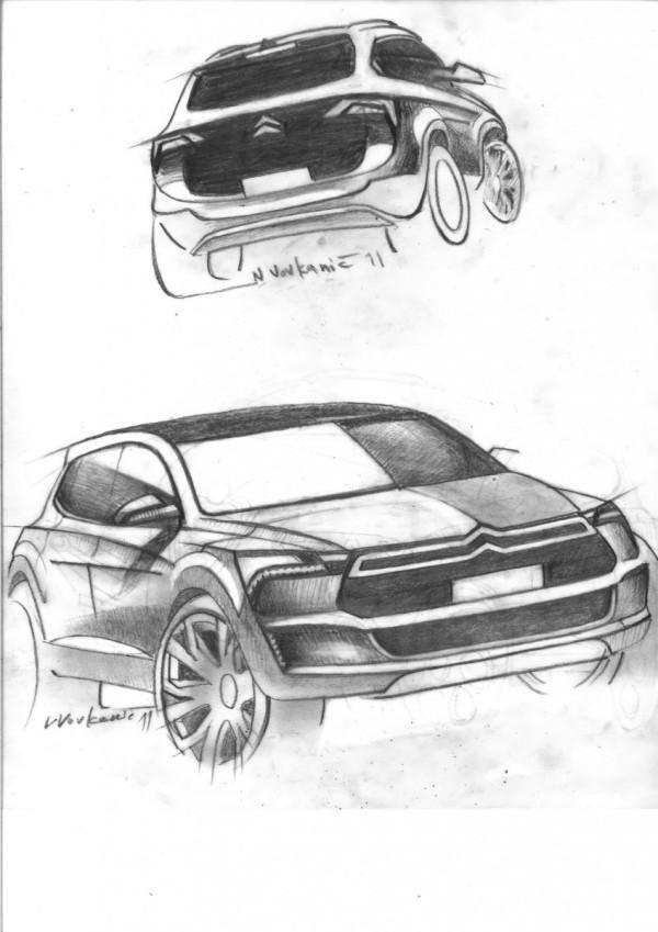 Citroen SUV